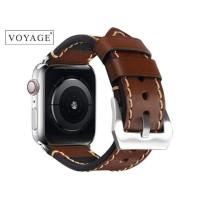 voyage original kulit asli strap apple watch iwo samsung garmin