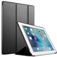 iPad 7 10.2 Inch 2019 Smart Cover Flip Case Back Rubber