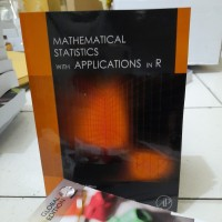 Mathematical statistics with applications in R second edition Ramachan