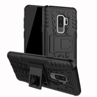 Samsung Galaxy S9 Plus Rugged Armor Stand Hybrid Cover