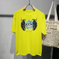 T-shirt A.D Mask / Baju Kaos Distro Pria Wanita Cotton 30s