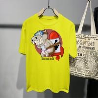 T-shirt Nil Rocket / Baju Kaos Distro Pria Wanita Cotton 30s