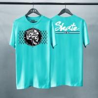 T-shirt Skate DB / Baju Kaos Distro Pria Wanita Cotton 30s