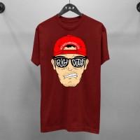 T-shirt Rich Duds / Baju Kaos Distro Pria Wanita Cotton 30s