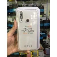 VIVO Y12/Y15/Y17/Y3/U10 - Clear Case 2.0MM