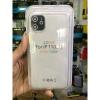 Iphone 11 6'1 2019 - Clear Case 2.0MM