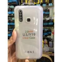 VIVO U3/Y19- Clear Case 2.0MM