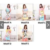 FCG051 - Piyama Baju Tidur Wanita Model Lebih Besar -