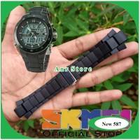 Strap Watch / Tali Jam Tangan Skmei 1016 Plus Buckle
