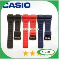 Tali Jam Tangan Casio AQS810 AQ-S810 AQ S810 Original OEM Free Pen