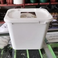 Ember persegi bekas es krim ice cream 8 liter