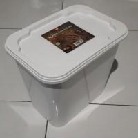 Box persegi bekas es krim ice cream 8 liter