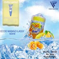 Ecoo Mango Lassy 60ML by Vapor It x Kim Brewery - Ecoo Freebase