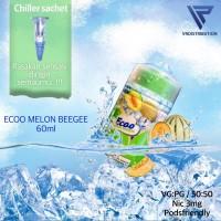 Ecoo Melon Beegee 60ML by Vapor It x Kim Brewery - Ecoo Freebase