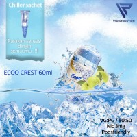Ecoo Crest Guava 60ML by Vapor It x Kim Brewery - Ecoo Freebase