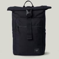 Java Black Backpack / Tas Ransel Pria / Tas Sekolah Pria - bigmo.id