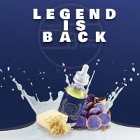 Liquid Taro Cheese Milk 60ML by Finger Brew 100% Authentic