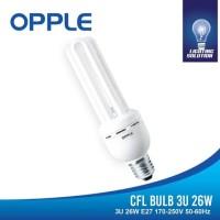 OPPLE CFL 3U-26W 6500K
