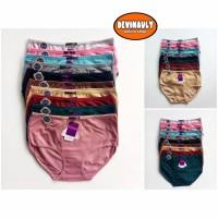Celana dalam wanita isi 3 pcs Sorex 1178 Comfort fit