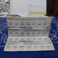 Exforge 5/80 mg // strip