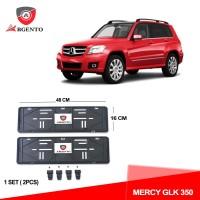 ARGENTO Tatakan Plat Nomor Mobil Kualitas OEM For MERCY GLK 350