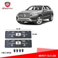 ARGENTO Tatakan Plat Nomor Mobil Kualitas OEM For MERCY GLC 220