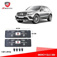 ARGENTO Tatakan Plat Nomor Mobil Kualitas OEM For MERCY GLC 300