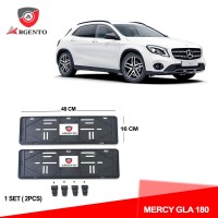 ARGENTO Tatakan Plat Nomor Mobil Kualitas OEM For MERCY GLA 180