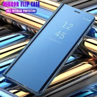 OPPO A31 FLIP CASE CLEAR VIEW STANDING COVER