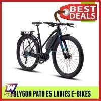 Harga Sepeda Listrik Polygon Murah Terbaru 2020