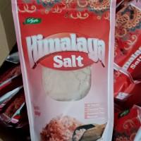 Garam himalaya asli pure himalaya salt 500grmurniii