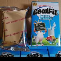 goatfit milk susu kambing etawa plus royal jelly POM TR