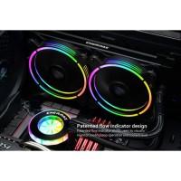 LIQUID COOLER ENERMAX LIQFUSION 360 RGB CPU COOLER 360mm