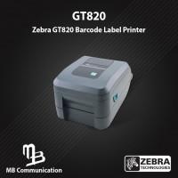 Printer Barcode Zebra GT 820