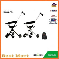 Magic Stroller Traveller JUNIOR HY-001 G