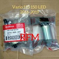 Rotak Rotax Dinamo Fuel Pump Vario 125 150 Led 2016 - 2019 K59