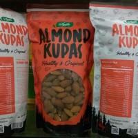 Almond Kupas 450gram Kacang Almond enak