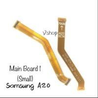 FLEXIBEL FLEXIBLE MAIN BOARD 1 SMALL SAMSUNG A20 A205 CONNECT LCD