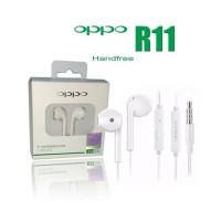 HANDFREE HEADSET EARPHONE OPPO R11
