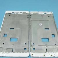 FRAME TULANG TENGAH TATAKAN DUDUKAN LCD OPPO F1 F1F A35 ORIGINAL