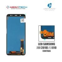 LCD TOUCHSCREEN SAMSUNG J810 GALAXY J8 2018 FULLSET KONTRAS