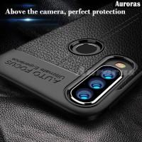 Vivo Y19 Z1 Pro Leather auto focus Kesing Silikon Aksesoris Case keren