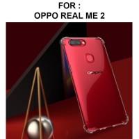 Oppo F9 F9 PRO Anti crack Kesing Silikon Aksesoris Case Casing bening