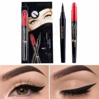 Sivanna Colors Xpress Eyeliner Pen, Black, Waterproof 24hours