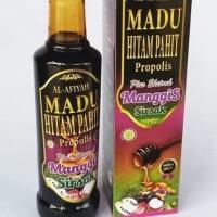 madu hitam pahit plus sirsak manggis al afiyah madu hitam pahit