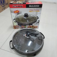 LRC Bulgogi Pan / Alat Panggang Steak Yakiniku Pan 32cm