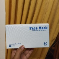 Masker Surgical 3Ply Earloop