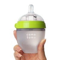 Comotomo bottle 150ML Single Pack Green