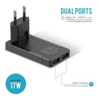 Charger Adapter USB 2 Port YUU YAD 631