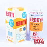 HEROCYN MEDICATED SKIN POWDER 85ml - Bedak Obat Untuk Kulit